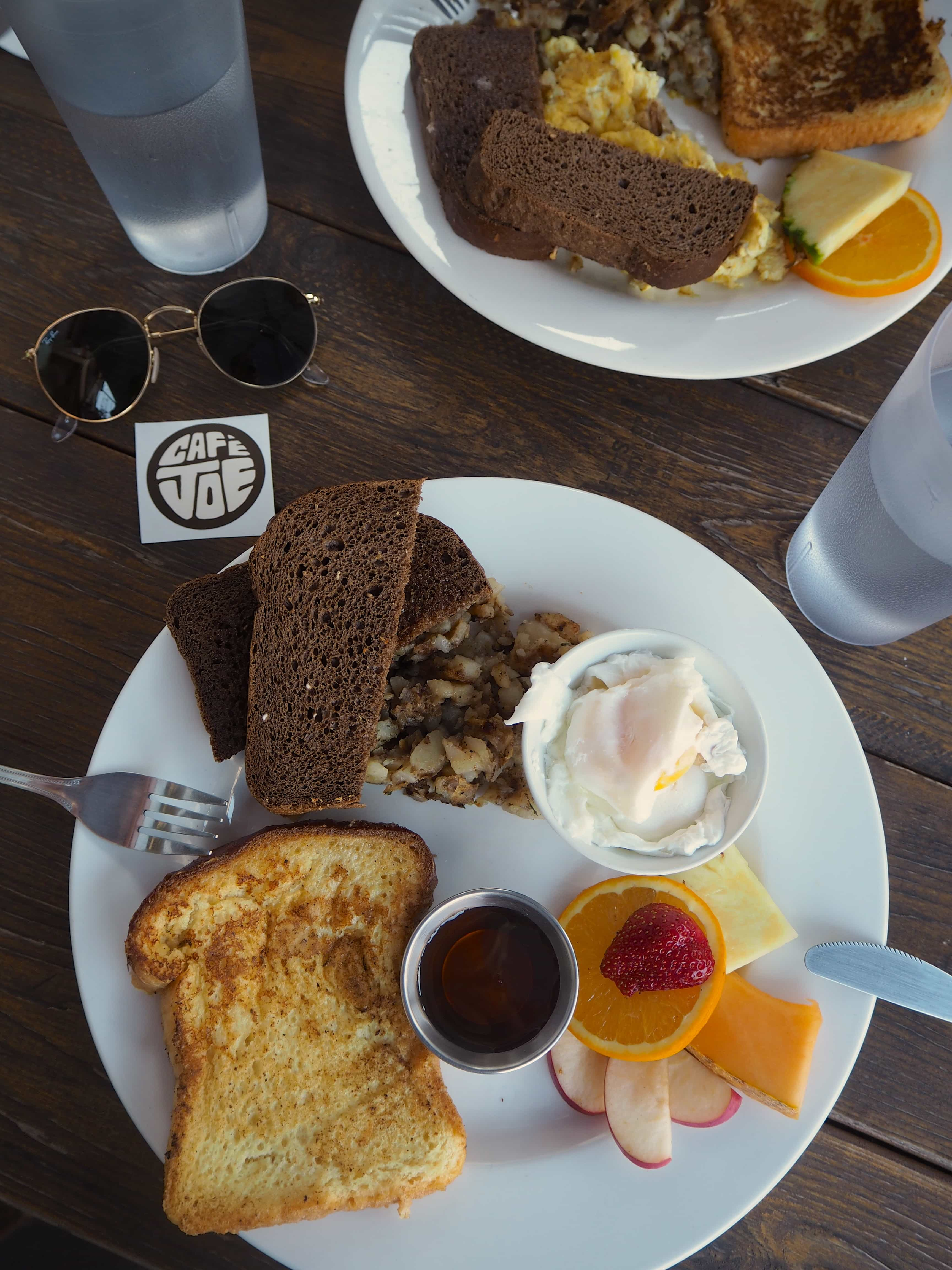 My Montreal Travel Guide | Cafe Joe
