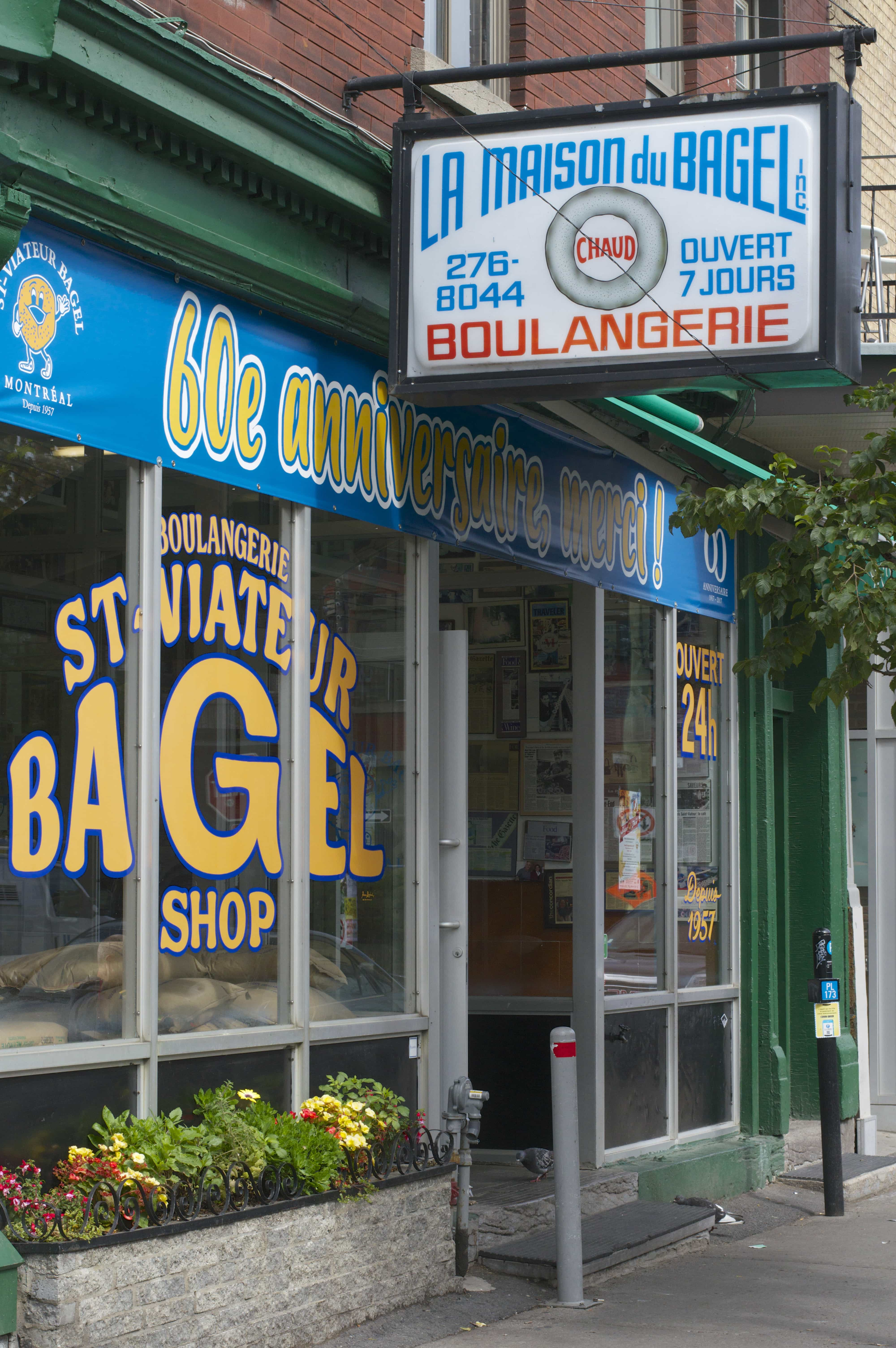 My Montreal Travel Guide | St Viateur Bagel